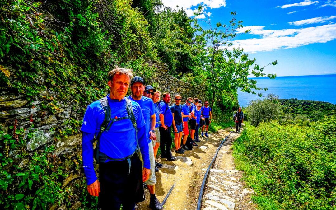 Fantastisk Brejnkonferens i Cinque Terre!