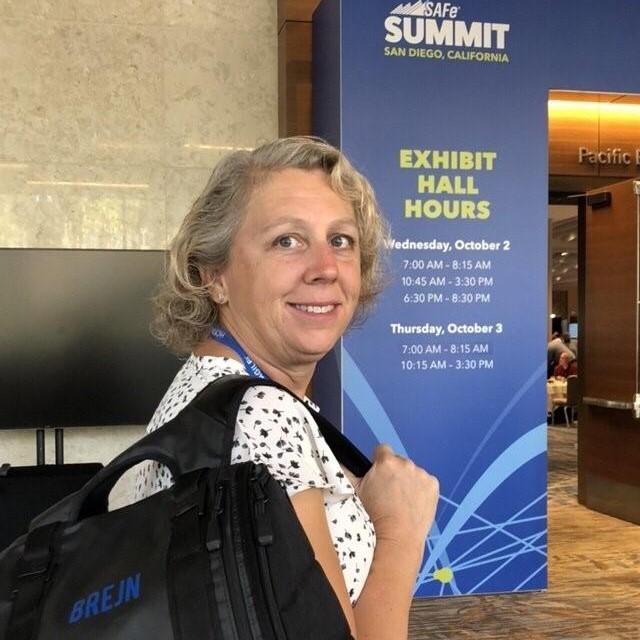 Brejn goes 2019 Global SAFe Summit